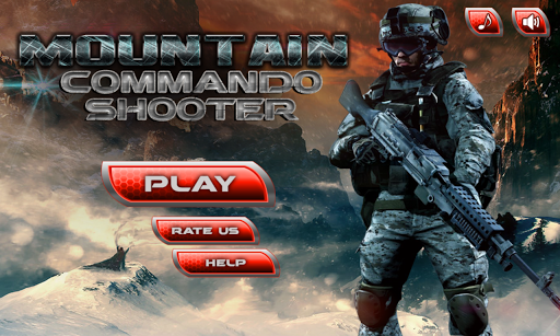 Mountain Commando Shooter
