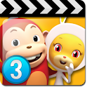 [Hello Cocomong]Dance Time 3 logo