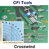 CFI Tools Crosswind Calculator