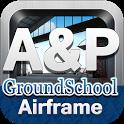 FAA A&P Airframe Test Prep icon