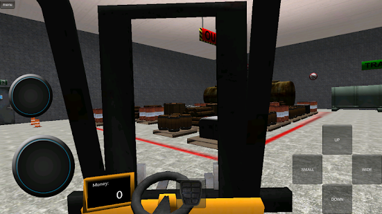 VR Forklift Simulator Demo- screenshot thumbnail