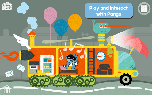 Pango Imaginary Car - screenshot thumbnail