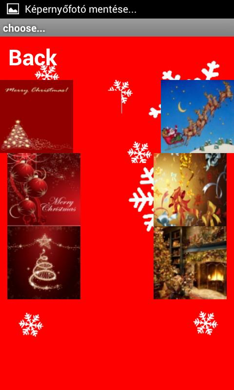 Christmas Photo Frame - screenshot