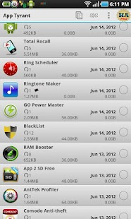 Uninstaller -Quick App Manager- screenshot thumbnail
