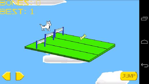 【免費街機App】Puppy Pounce-APP點子