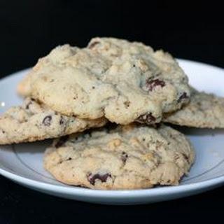 Chocolate Crispy Cookies.
