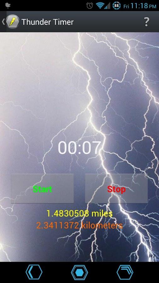 Legacy Weather- screenshot