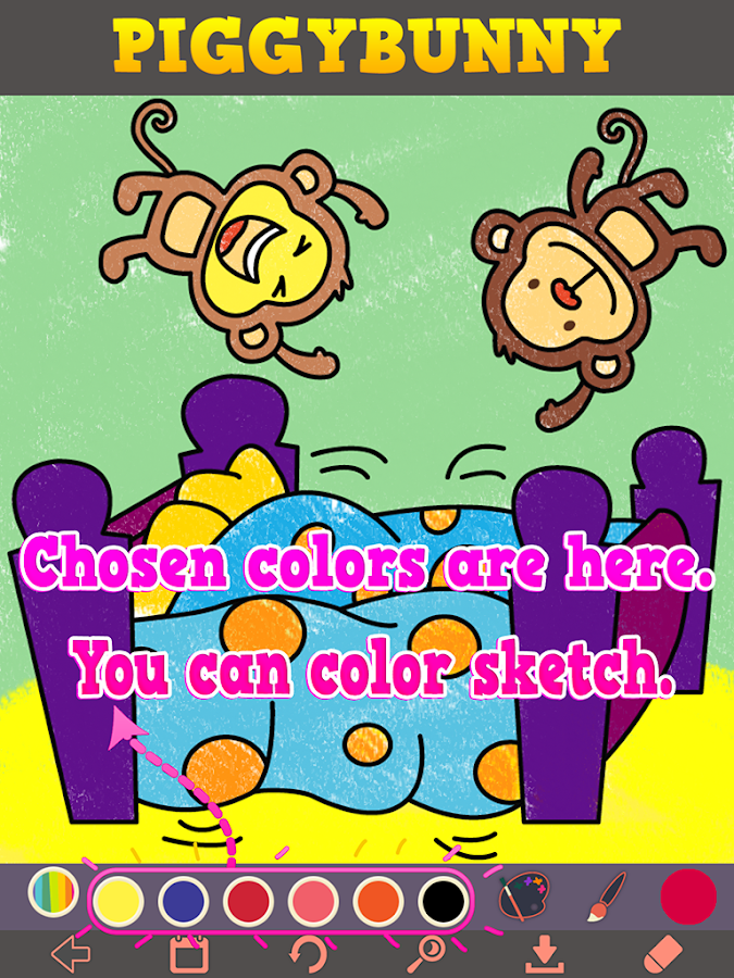 Animal Coloring Book for kids- screenshot