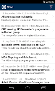 HSBA Mobile- screenshot thumbnail