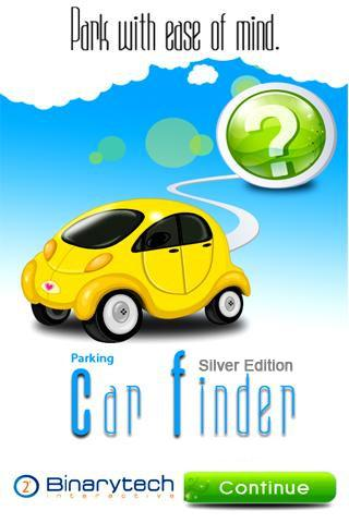 Parking Car Finder SE - screenshot