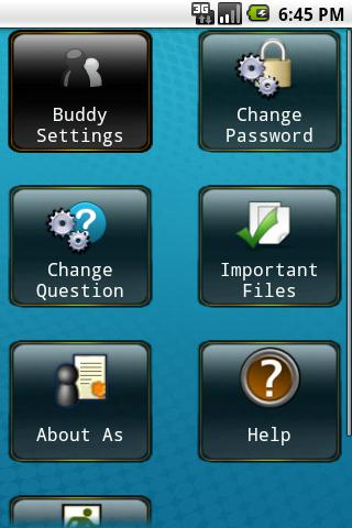 AntiTheft- screenshot