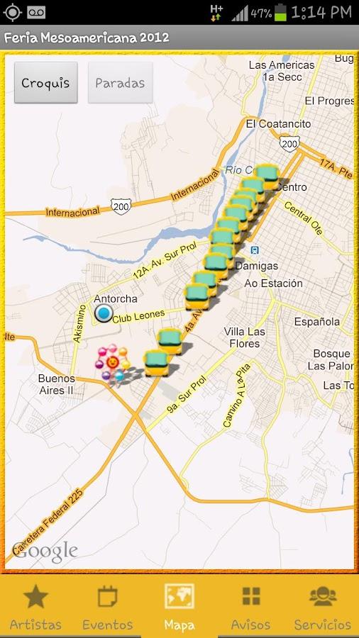 Feria Mesoamericana Tapachula - screenshot