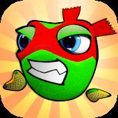 Angry Frogs Ninja