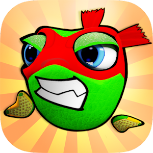 Angry Frogs Ninja for PC and MAC