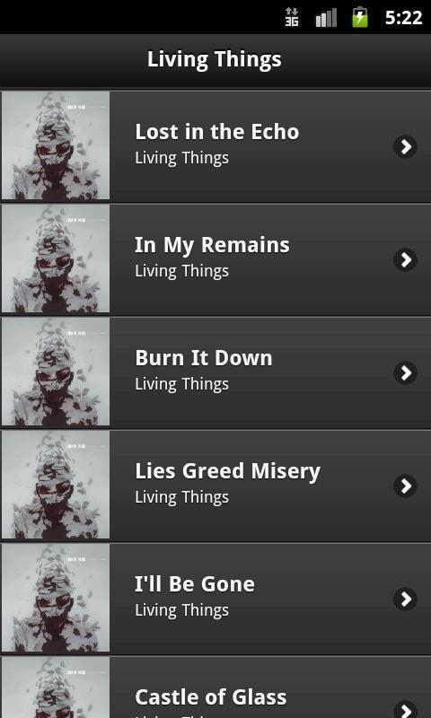 Living Things - screenshot
