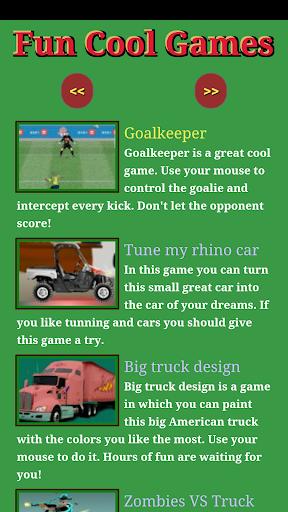 Fun Cool Games