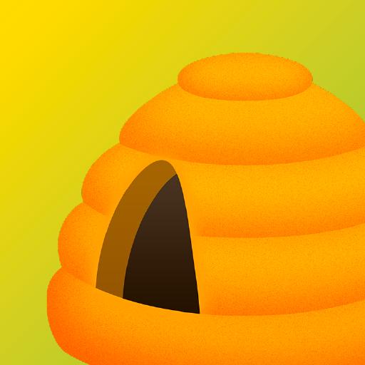 The Hive Jobs LOGO-APP點子