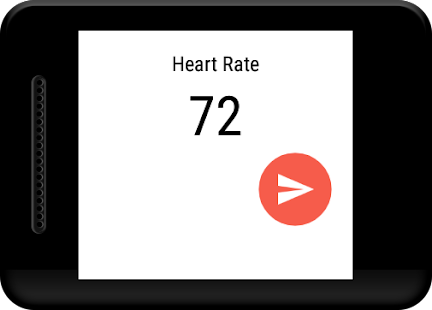 Heart Rate Tweet- screenshot thumbnail