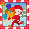Christmas Run 3D icon