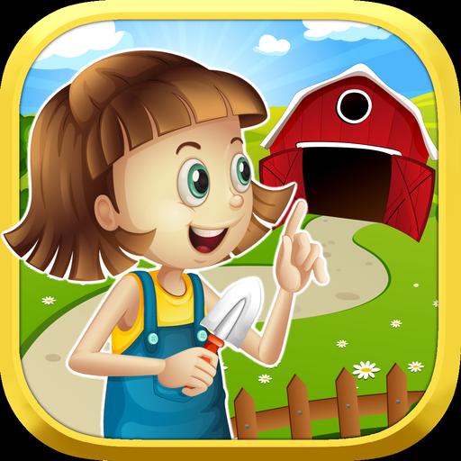 Free Kids Game - Abbie's Farm