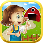 Free Kids Game - Abbie's Farm
