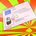 Driver License Generator icon