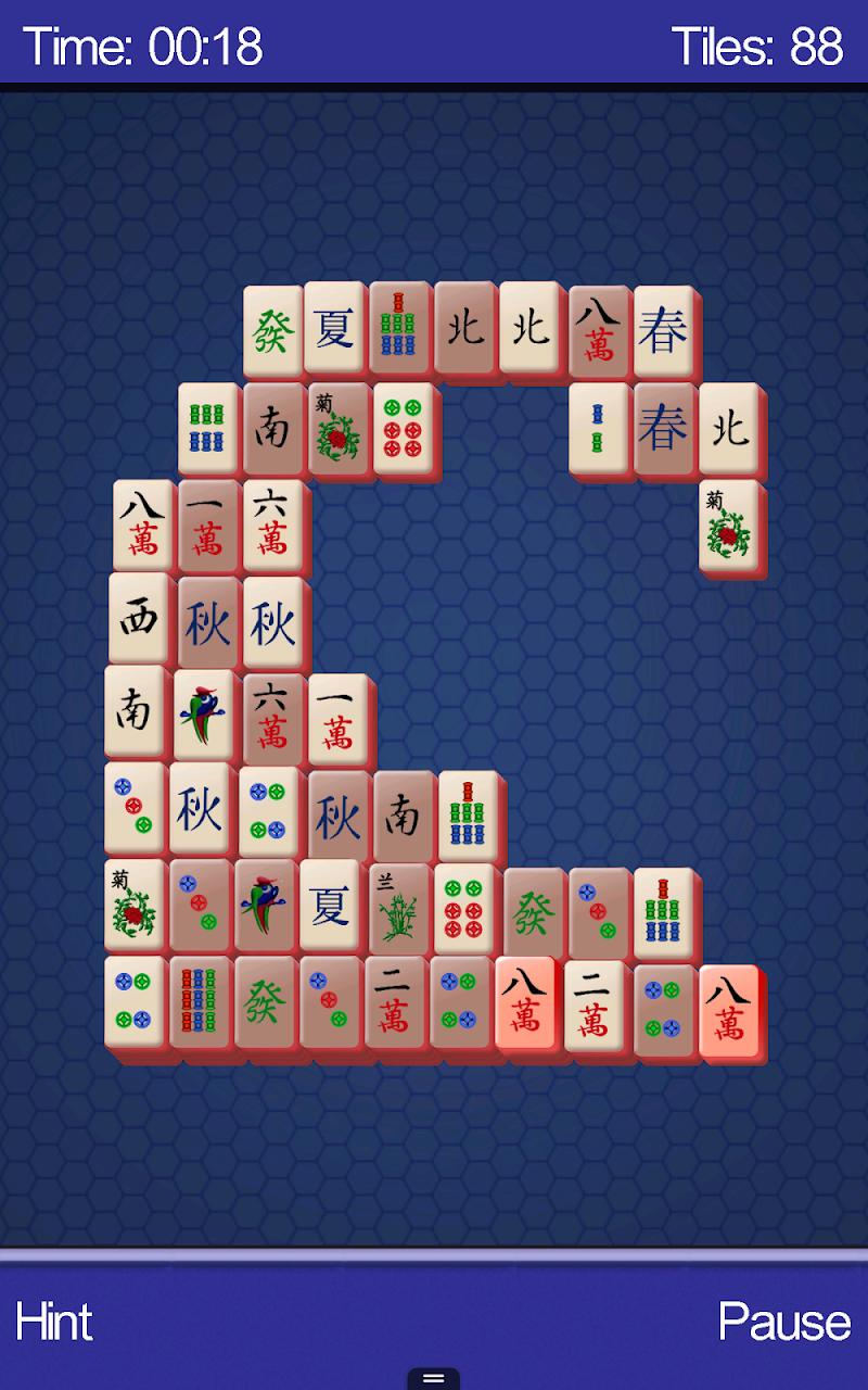 Mahjong (Full) Screenshot 2