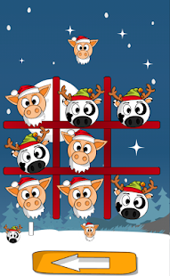 Pig Cow Toe Christmas- screenshot thumbnail