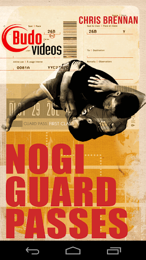 Chris B. Nogi Guard Passes