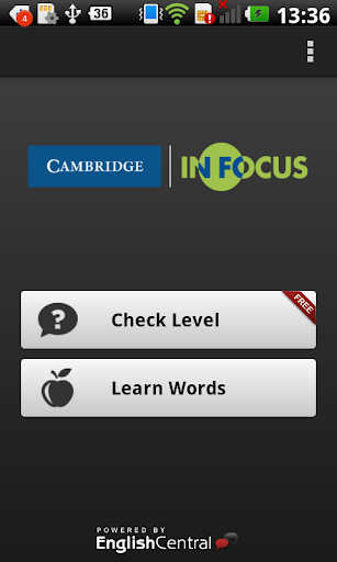 Cambridge in Focus