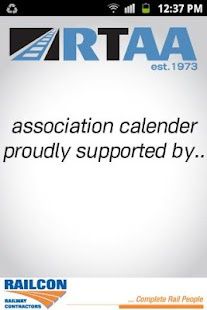 Australasian Association App- screenshot thumbnail