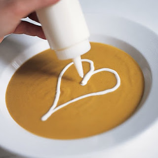 Roasted-Carrot Soup.