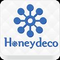 Honey deco(可愛いデコメ・画像がたくさん!! icon