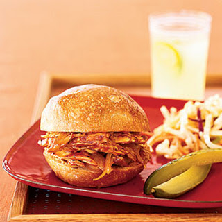 Tangy BBQ Sandwich