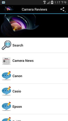 Camera Reviews and News