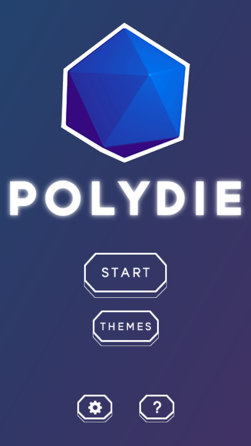 Polydie- screenshot