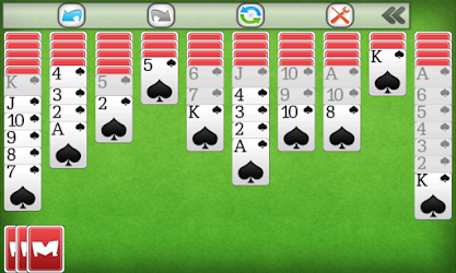 Spider Solitaire APK Download – Free Card GAME for Android 8