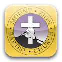 Mt Zion Baptist Church logo
