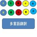 多言語翻訳 icon