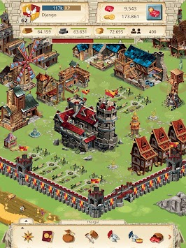 Empire: Négy Kingdoms (Polska) APK screenshot thumbnail 18