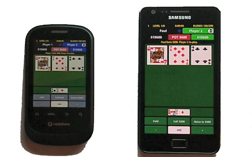 Headsup Holdem Poker- screenshot thumbnail