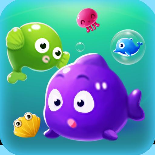 魚兒粉碎 休閒 App LOGO-APP試玩