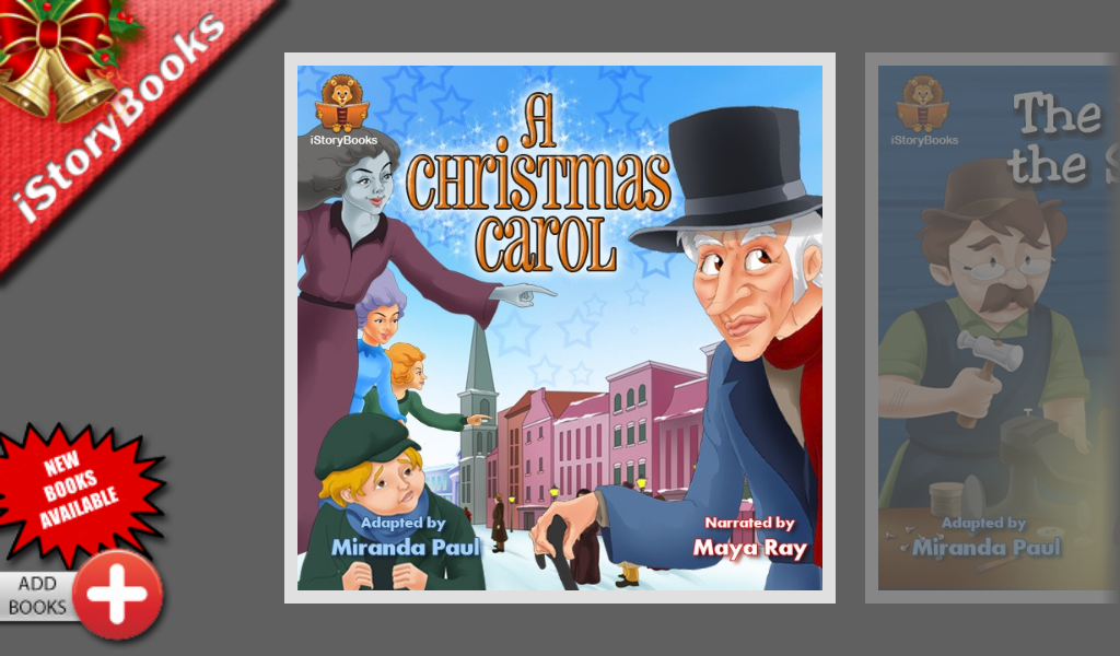 Christmas Story Books Free - screenshot