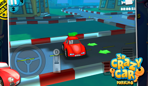免費休閒App|3D疯狂停车场|阿達玩APP