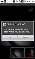 Screenshot of GalleryMap