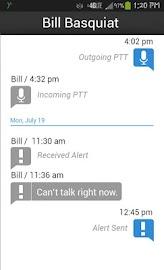Sprint Direct Connect Now Screenshot 9