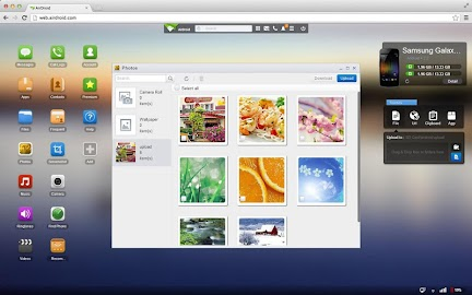AirDroid - Android on Computer Screenshot 5