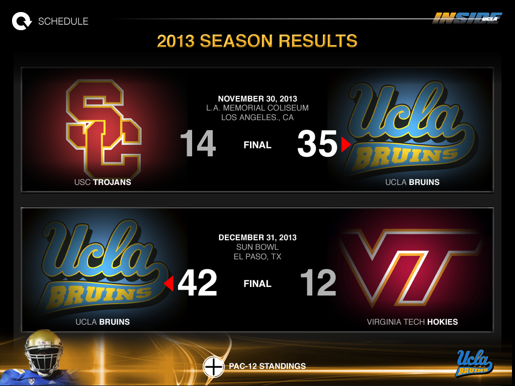 Inside UCLA - screenshot
