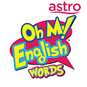 Oh My English! Words icon