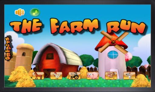 The Farm Run - Farm Games